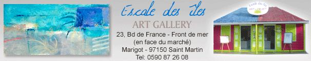 Escaler des iles a saint martin art gallery