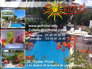 sol hotel a saint martin