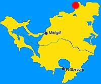 location of petite plage