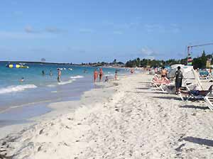 Orient beach - saint martin