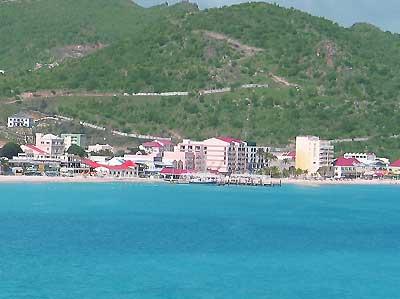 Great Bay - St Maarten
