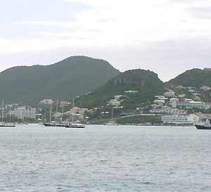 Simpson Bay - St Maarten
