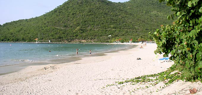 Photo of the beach