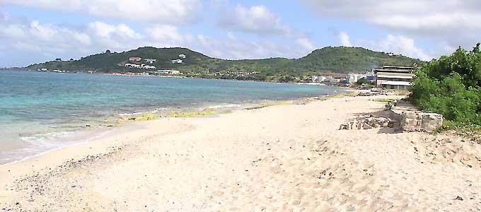 Baie de la potence or Baie de Marigot