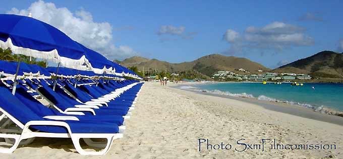 Beach of orient bay